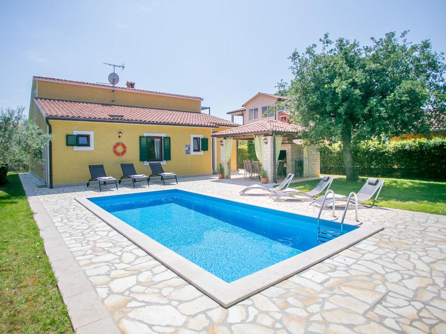 Villa Balun, Porec, Istrien, Kroatien - Firma Euro tours d ...