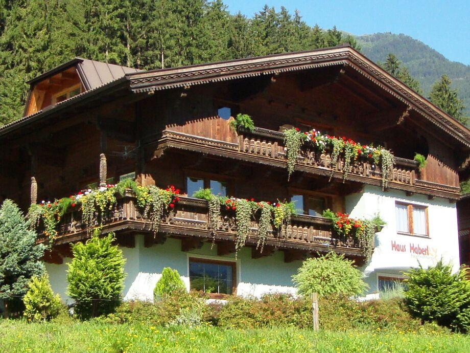 Ferienhaus Haberl Sommer