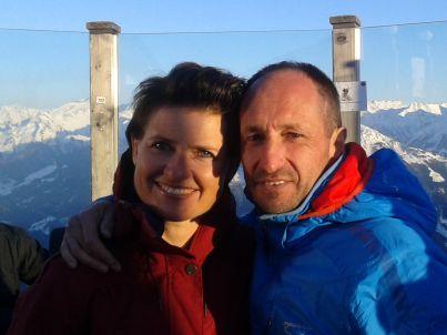 Ihr Gastgeber Christiane und Paul Haberl