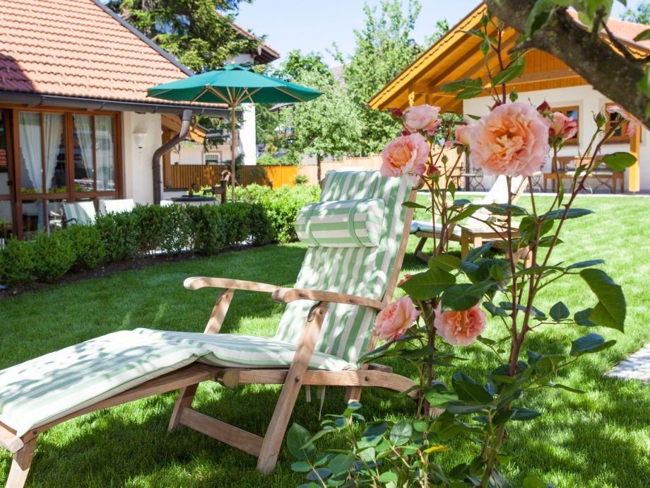 Garten im Landhaus Theresa