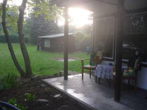 Bungalow auf großem Gartengrundstück