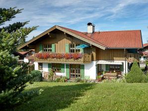 Holiday apartment Gästehaus Alpenglüh´n