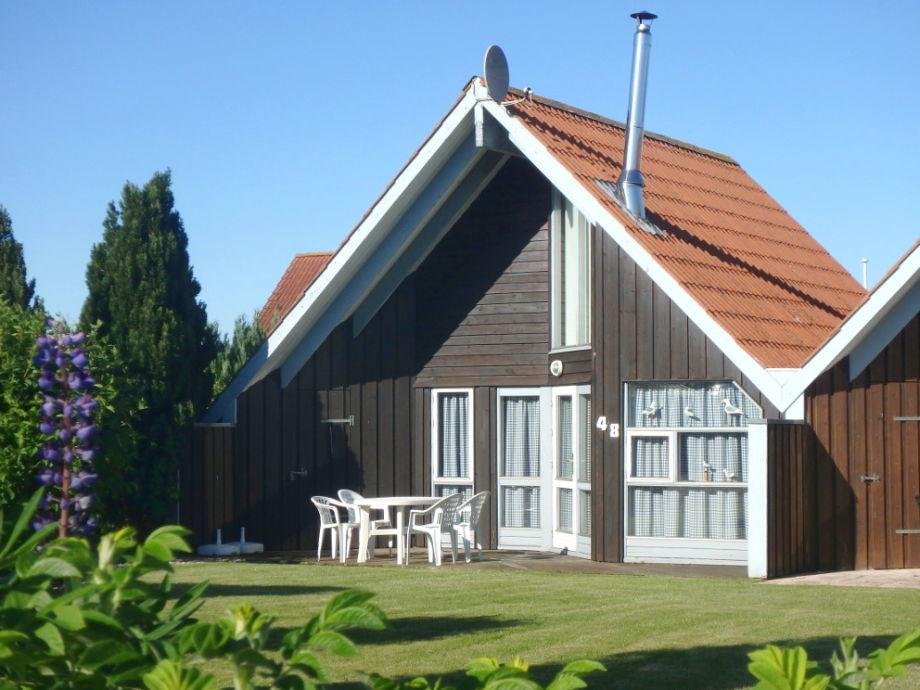 """Dänisches Ferienhaus """"Kajüte"""" im Ostseebad Schönhagen"""