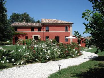 Ferienwohnung Casa Adagio, Corinaldo, Marken