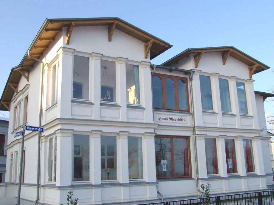 Ferienwohnung Haus Meerblick HM 12 Insel Usedom im Seebad