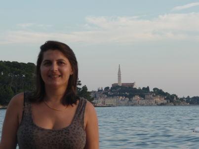 Your host Vesna Samsa