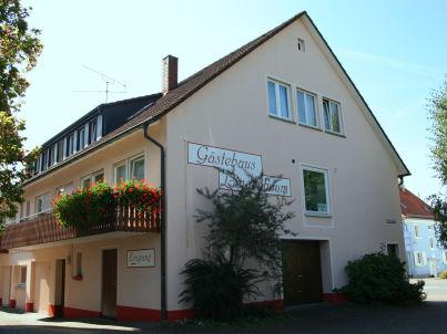 im Gästehaus Lindenbaum