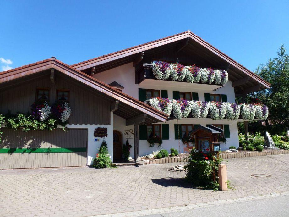 Landhaus Kränzle 2012