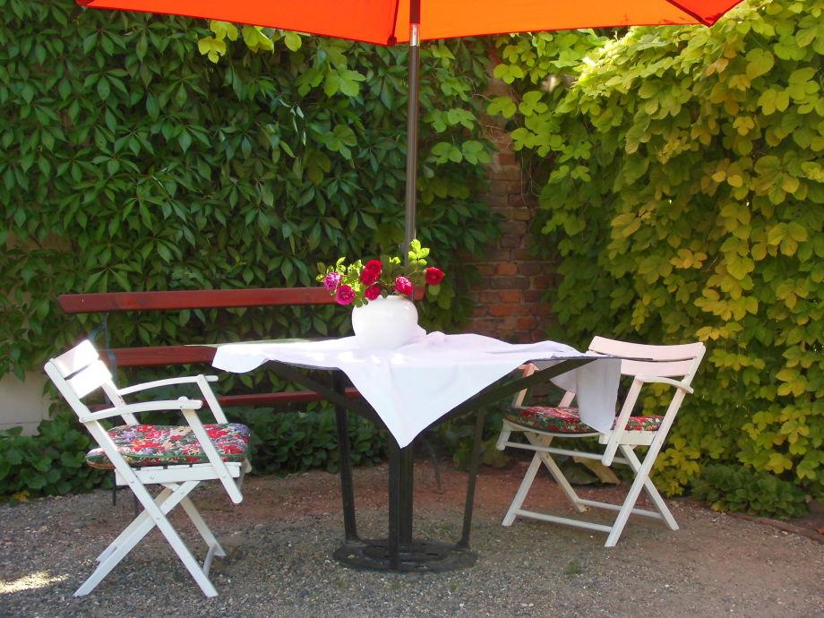 Garden table for you