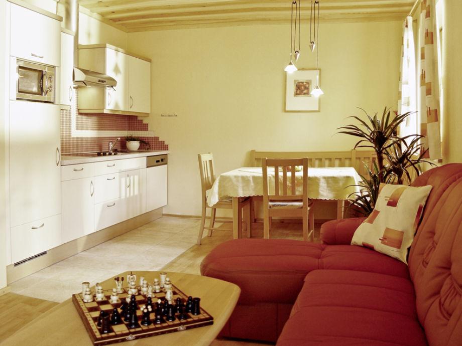 Wohnküche Mit Terrasse