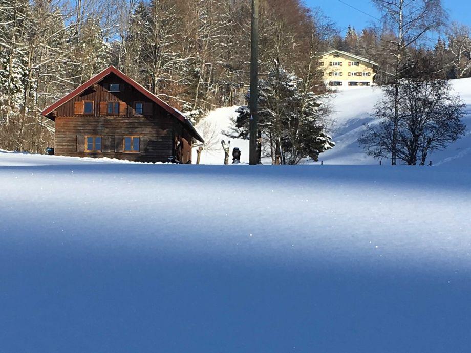 Hütte am Bächle
