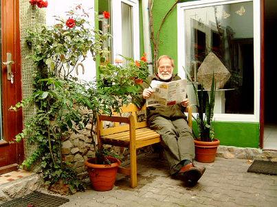Ihr Gastgeber Mark Spoelstra