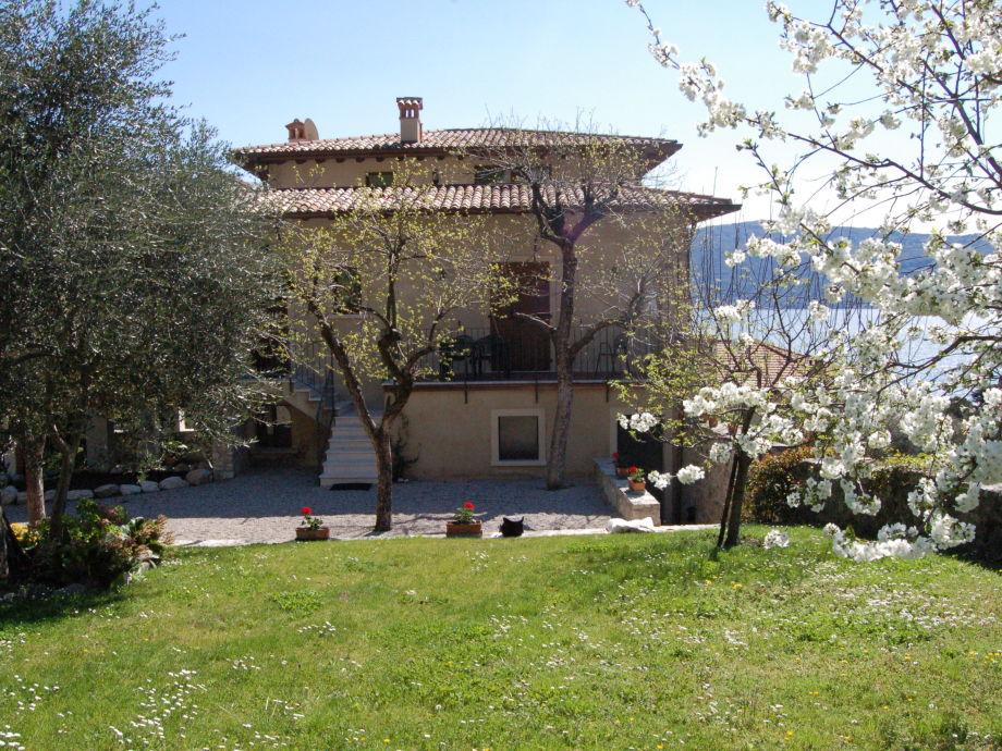 Ferienwohnung in der Villa Campagnola