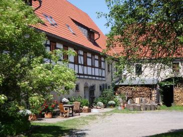 Ferienwohnung Falkensteinblick