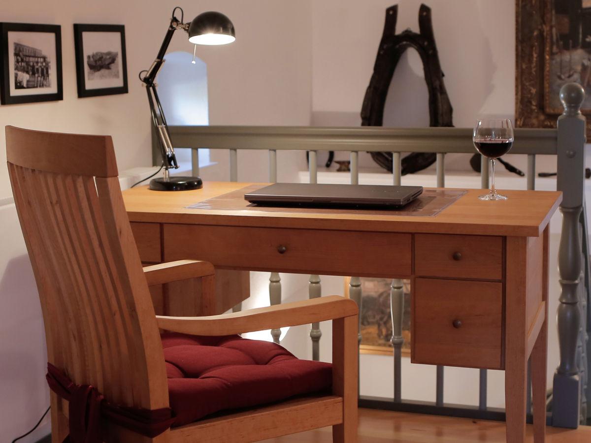 Schreibtisch Im Schlafzimmer - Galerie Von Wohndesign - Zheqa.com