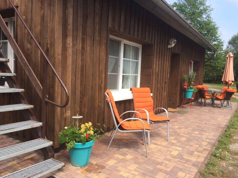Ferienhaus mit 2 sep. Wohnungen