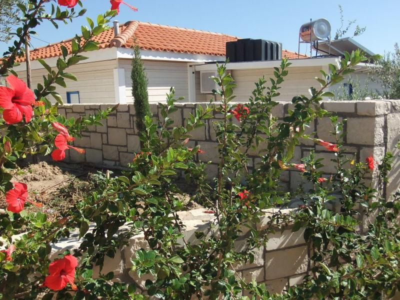 Ferienhaus mit Meerblick in Keratokampos