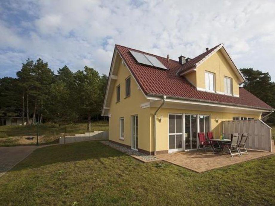 Ferienhaus Haus am Wolgastsee