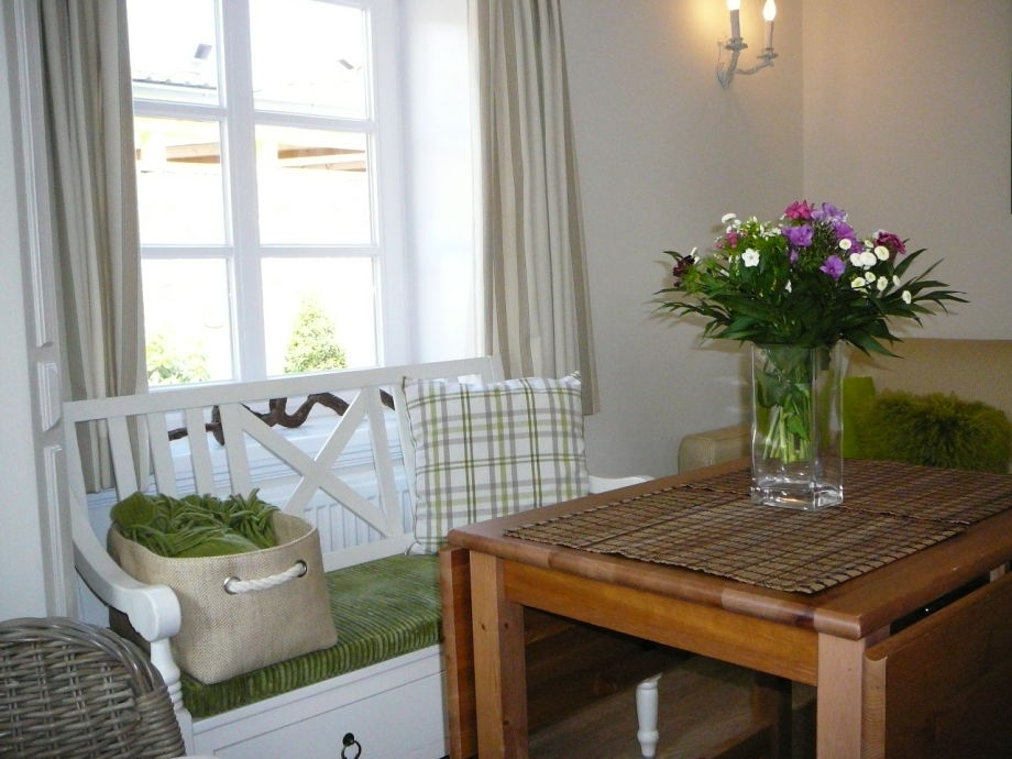 Ausstattung Villa Silbermöwe Apartment Kate 2