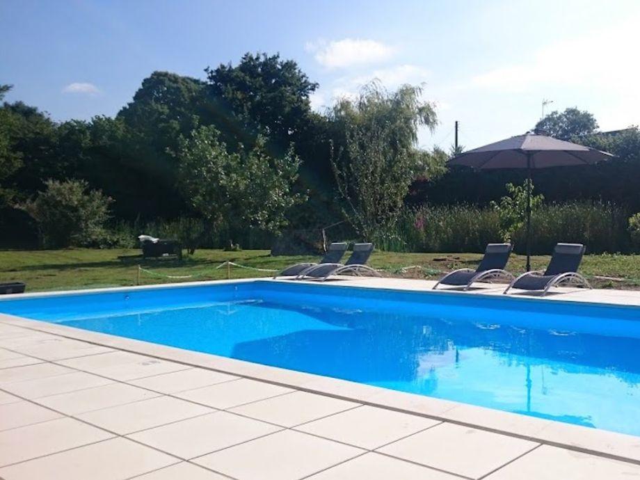 Beheizter Pool (Mitbenutzung) 10m x 5m