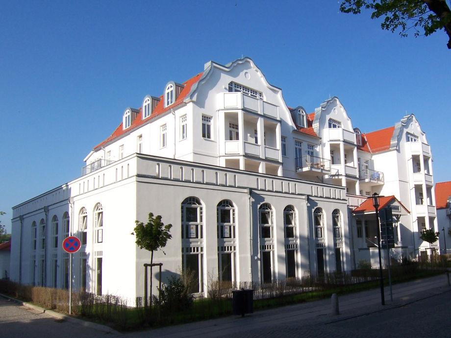Miramare direkt an der Ostsee