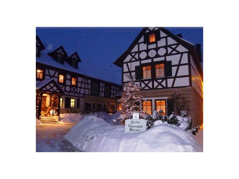 Holiday apartment Rabenholz