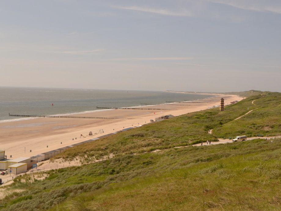 Ferienwohnung la dune dishoek zeeland niederlande for Ferien am see
