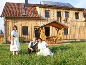 Ferienwohnung 2 in der Scheunenpension Lux