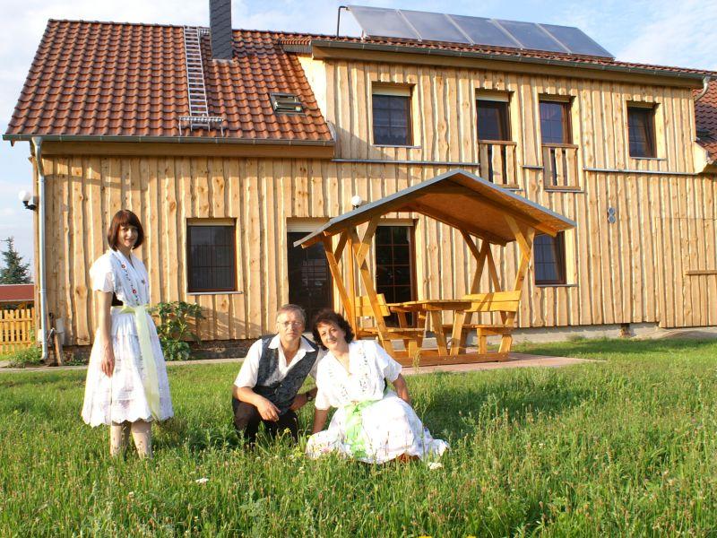 Ferienwohnung 3 in der Scheunenpension Lux