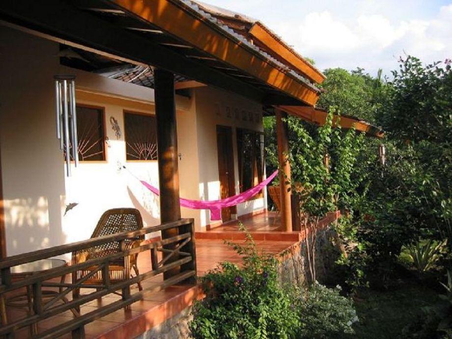 Terrasse standard Bungalow
