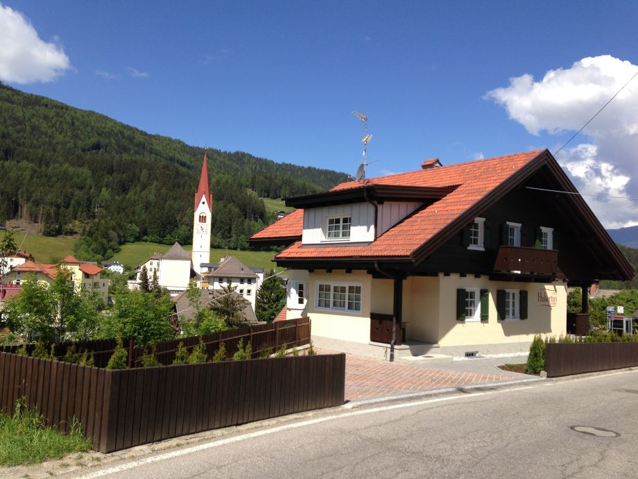 Villa Hubertus at the Kronplatz