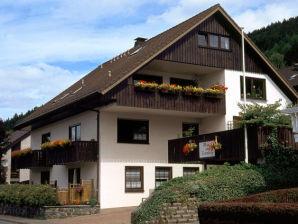 Ferienwohnung Haus am Istenberg App. Hömberg