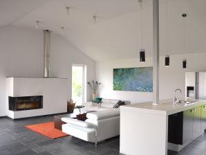 Modernes, großzügiges Ferienhaus, 5 min zum Atlantik