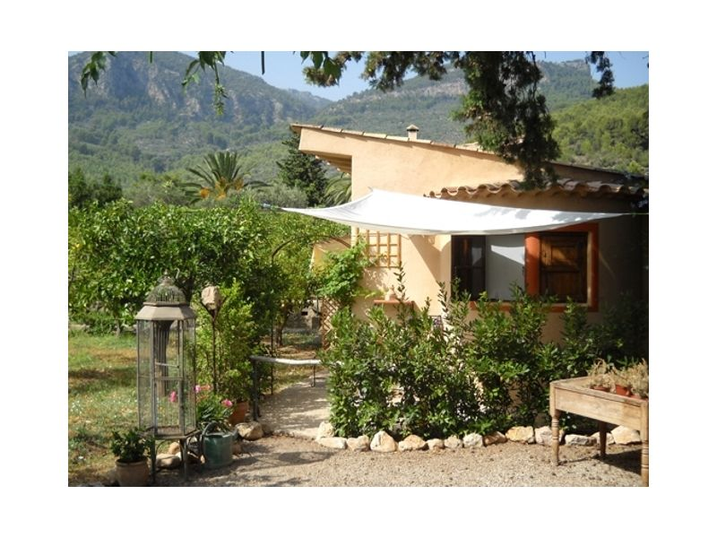 Ferienhaus Preiswerte Natursteinfinca inmitten einer Orangenplantage