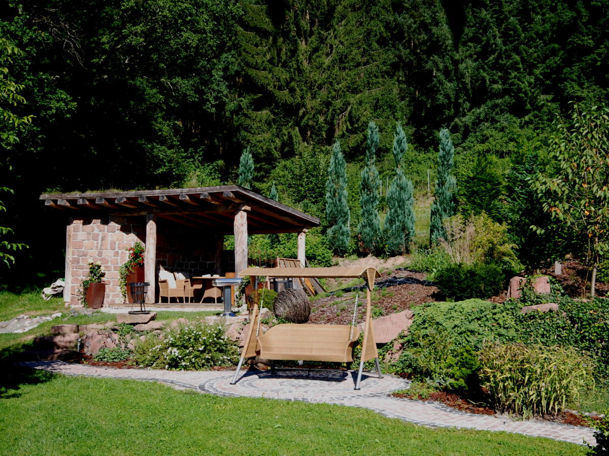 luxus ferienwohnung marx direkt im naturpark spessart frau regina marx. Black Bedroom Furniture Sets. Home Design Ideas