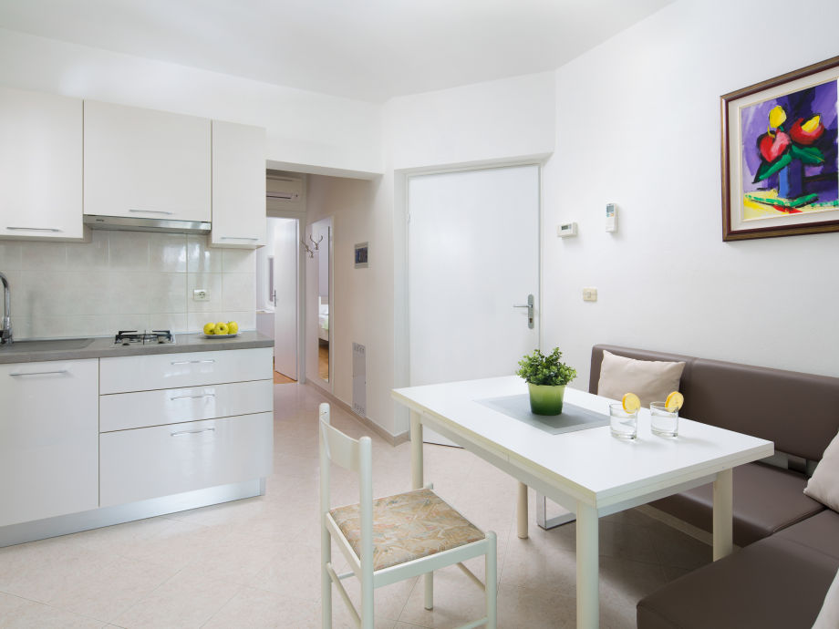 Apartment Nr.3. - Kueche