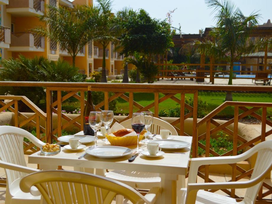 Außenaufnahme Tropical Resort