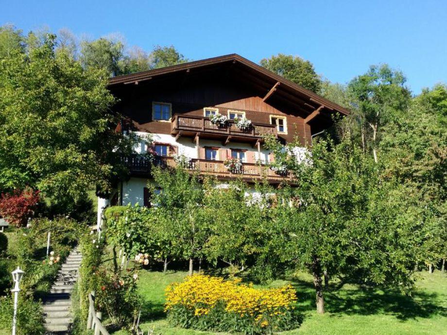 Landhaus Antonia im Sommer