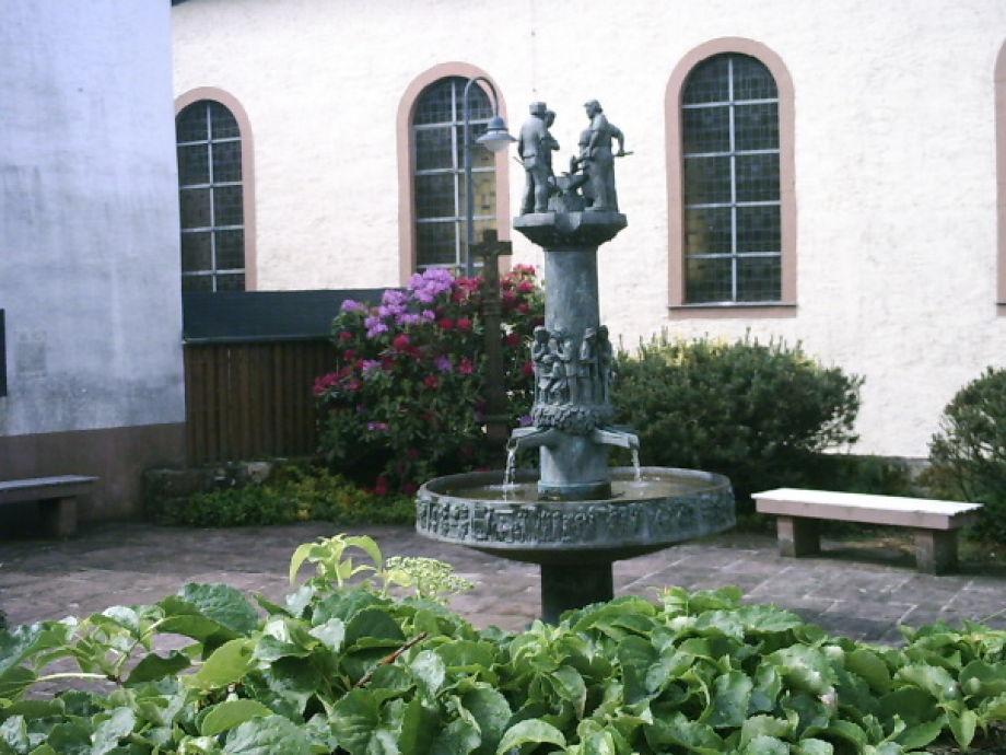 Clara-Viebig-Brunnen