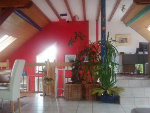 Adams Ferienhaus Galerie Juliette Ferienwohnung