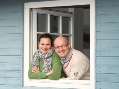 Ihr Gastgeber  Harald Fornoff & Tessa Siep