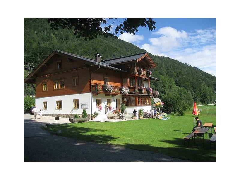 Ferienwohnung Sonnberg Groß - Haus Hirschpoint