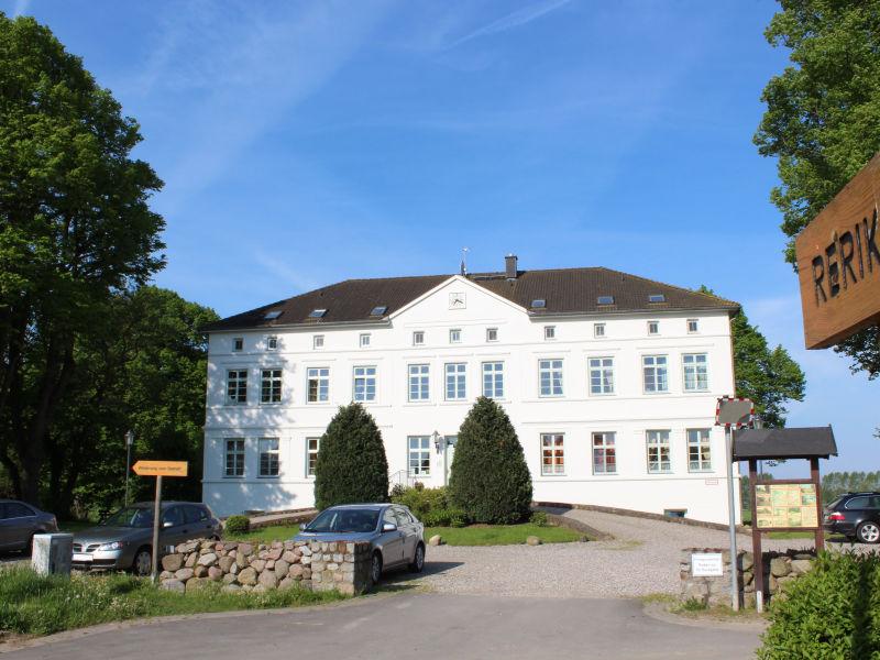 Ferienwohnung Herrenhaus Blengow Wohnung 17