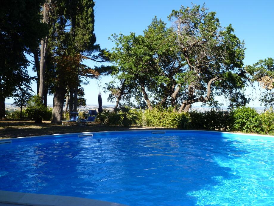 Pool 13 x 13 m