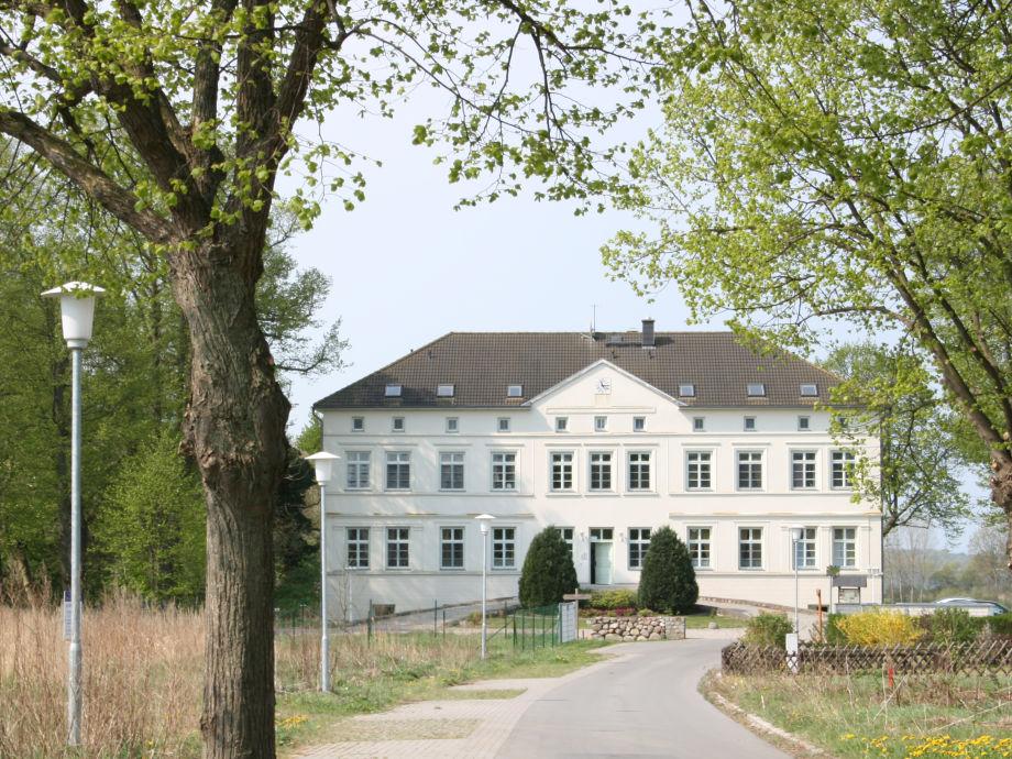 Das Herrenhaus im Ostseebad Rerik-Blengow