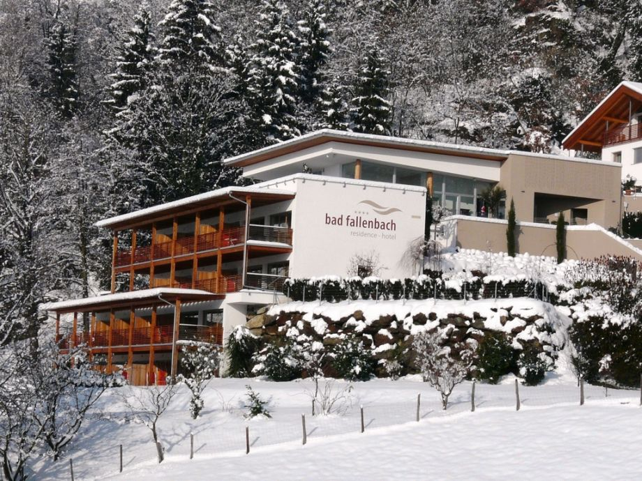 Bad Fallenbach im Winter