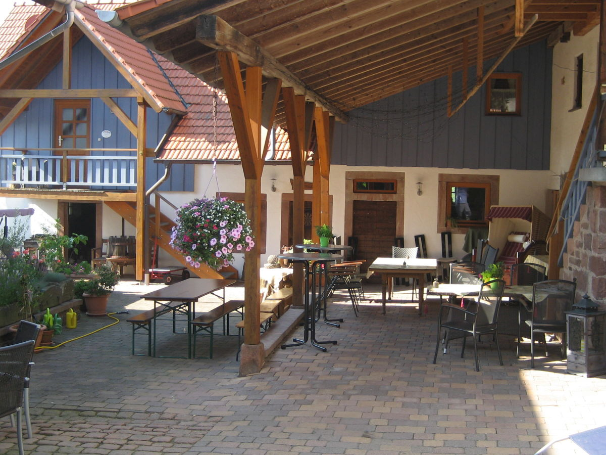 Holiday apartment 5 in Country Home Rothenberg, Odenwald Neckartal ...