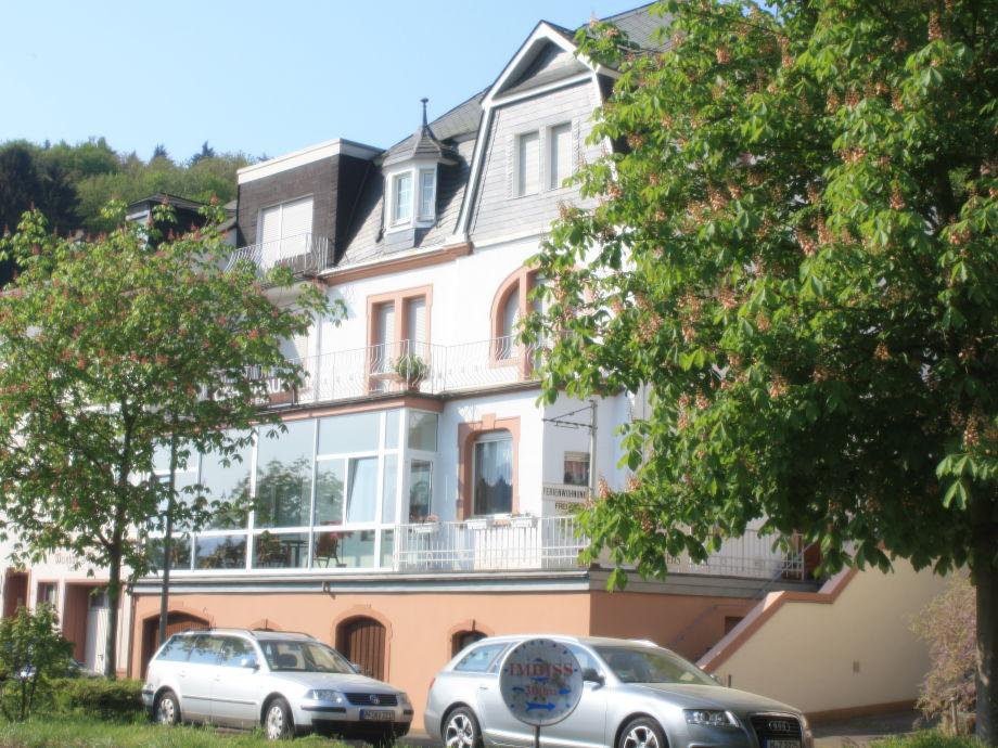 Gästehaus Steffens (Parkplätze direkt vor dem Haus)