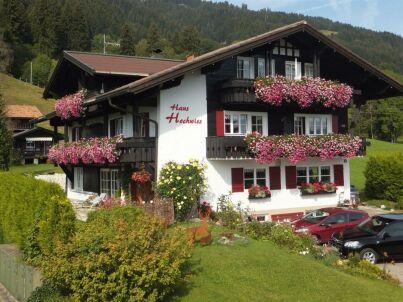 Gaißbock im Gästehaus Hochwies
