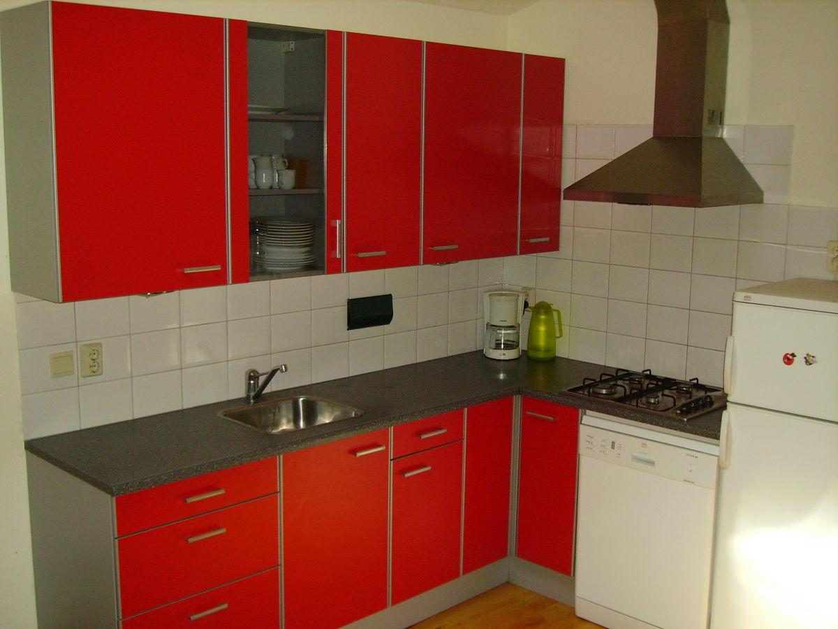 Ferienwohnung quothet melkhuisjequot auf dem bauernhof for Offene küchen